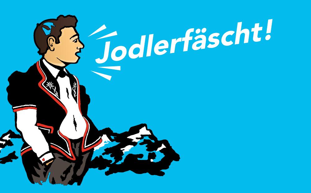 31. Eidg. Jodlerfest in Basel
