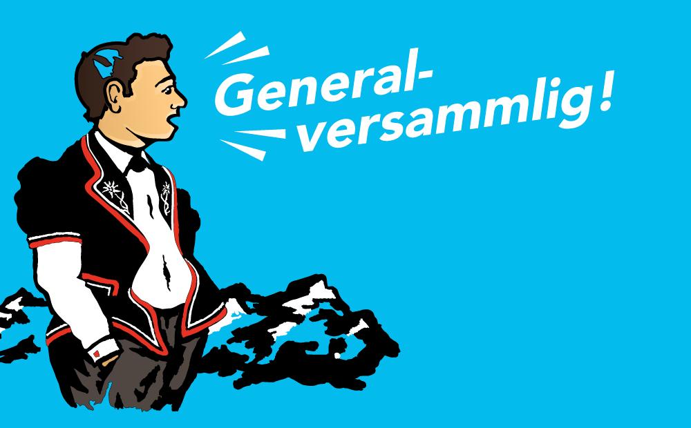 Generalversammlung Jodelklub Oberwinterthur