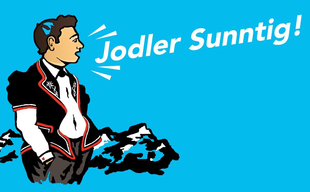 Jodler Sunntig 2019